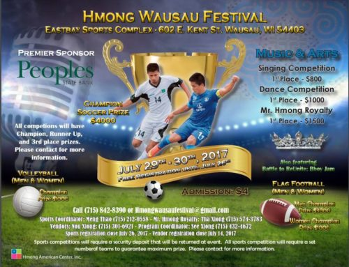 Hmong Fest, Fair Fever & Our New Events Calendar