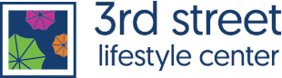 Third Street Lifestyle Logo Header