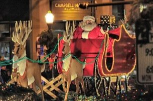 Downtown Holiday Pararade, Winter Market & Thanksgiving Workouts