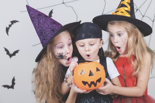 Trick or Treating, Haunted Houses, Live Music and more...